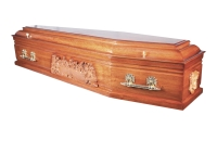 Jennings Funerals Dublin | Arran Coffin